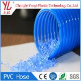 Hot Sale Stansparant PVC de couleur de la boue en plastique flexible des déchets