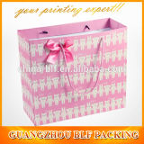 Хозяйственная сумка печатание цветка складывая