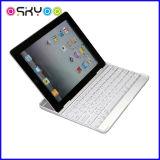 Personalizar o teclado Bluetooth sem fio de logotipo para iPad titular de Ar