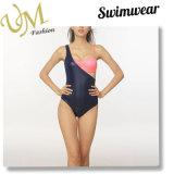 La moda trajes de baño Bikini Beach en capas de ropa de baño de una pieza de desgaste