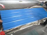 Buoni strati del tetto per le mattonelle blu dei materiali da costruzione/di tetto mare professionale