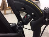 """20 """" إطار العجلة سمينة [500و] يطوي درّاجة كهربائيّة ([تدن05ف])"""