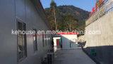 Neues Art-Licht-vorfabriziertes Gebäude-Stahlhaus-temporäres Büro