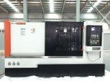 중국 좋은 품질 CNC 기우는 침대 선반 T32