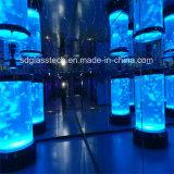 China milderte Mirastar freien Raum/Bronze/grauen Temperable Backsplash Spiegel