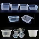 Plastic Vorm van de Container van de goede Kwaliteit de Beschikbare met Dunne Muur