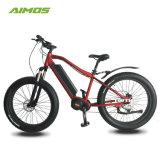 Bici gorda eléctrica del MEDIADOS DE mecanismo impulsor de AMS-Tde-08b 250W 36V Bafang