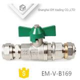 알루미늄 손잡이 (EM-V-B169)를 가진 금관 악기 공 벨브