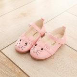 Символ мультфильмов Hello Kitty сладкое принцесса девочек повседневной школьной обуви оптовая торговля
