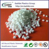 Plastikkörnchen-materielle weiße Farbe Masterbatch für Gussteil-Film