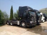 우아한 형성 Sinotruck HOWO A7 336HP-420HP 6X4 트랙터 트럭 또는 트레일러 트랙터