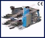 6 el color de mayor velocidad de la máquina de impresión Flexo