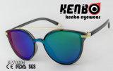 Óculos de sol da forma com a uma barra Kp70206 da lente e da parte superior da parte