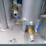 Série Ynzsy-Lty Explosionproof resíduos de óleo dos Pneus sistema de purificar