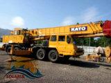 Gru di destra utilizzata Nk500e del camion della baracca di Kato da vendere