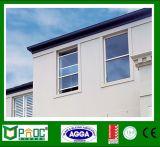 Тип Pnoc081032ls Европ алюминиевый определяет повиснутое окно с хорошим ценой