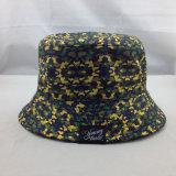 Fábrica impresa Camo de encargo del sombrero del compartimiento en China