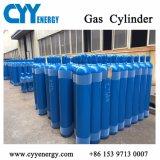 El nitrógeno oxígeno de alta presión del cilindro de gas argón