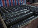 La alta calidad Venta caliente la manguera de metal flexible de acero inoxidable con bridas