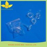 Medical 100% cateter de silicone para incontinência urinária