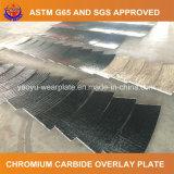 Хром накладки из карбида кремния пластины для совокупных завод