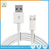 cavo personalizzato lampo di dati del USB 5V/2.4A per il telefono mobile