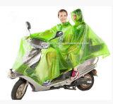 Lange Regenjas voor Motor