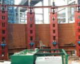 Abk-Js100 Equipamento de Elevação Hidráulica de tanque/Sistema de elevação