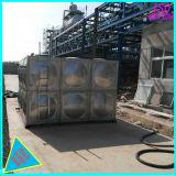 100m3 Tank van de Opslag van het Water van het roestvrij staal de Vierkante