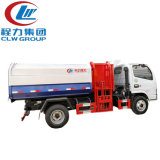 Dongfeng compact 4X2 Camion Poubelle