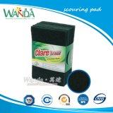 청소 제품 Non-Abrasive 진한 녹색 닦는 Pad