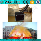 Stadiums-Effekt-Geräten-Regenbogenconfetti-Maschine