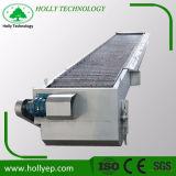 Máquina suspendida da imprensa de filtro do cilindro da remoção dos sólidos no tratamento de água de esgoto