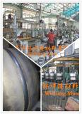 HochgeschwindigkeitsAgglomerared Schweißens-Fluss-Puder Sj501 für dünne Platte