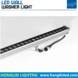 Im Freien Wand-Unterlegscheibe der LandschaftIP65 10W RGB LED