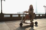 Imoving X1 2017 hombres y mujeres de moda especial Mini Smart Coches eléctricos abatibles