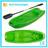 Kayak en plastique de pêche maritime d'enfants de canoë de bateau d'aviron de relais 1.85m (M09)