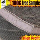 Парик шнурка глубокой плотности волны 180% Silk передний