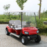 Personen-elektrisches Golf-Auto des Preis-4