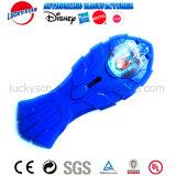 Het ruimte Plastic Stuk speelgoed van de Schutter van de Schijf voor de Bevordering van het Jonge geitje