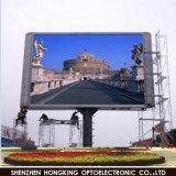 Het gemiddelde 180W LEIDENE SMD p10-2 van de Helderheid 6500CD/M2 OpenluchtScherm van de Vertoning