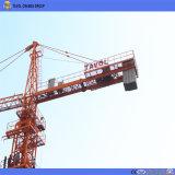 O melhor guindaste de torre de China do equipamento de construção da venda 6ton