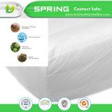 China Wholesale de Felpa de algodón 100% resistente al agua tamaño Twin Style cubierta montado protector de colchón de alta calidad