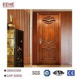 Portello caldo di legno solido del legname di stile dell'Europa di vendita