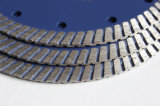 El corte durable de Turbo del diamante consideró la lámina