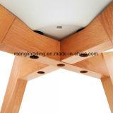 EMS sillón blanco estilo natural Silla de Comedor Silla Sillón asientos de sillas de armas de la Pierna de madera de la Pierna de alambre