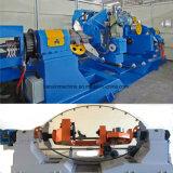 Nagelneue kupferner Draht-Doppelt-Bogen-Schiffbruch-Maschine