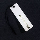 Nuevas etiquetas de la caída de los pantalones vaqueros del diseño en Guangzhou