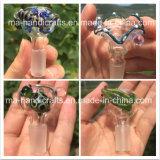 ciotola di fumo di vetro del fiore di 14mm/18mm/ciotola unica/accessori di fumo
