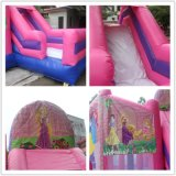 inflatable Bouncing House小さい屋内おとぎ話の王女